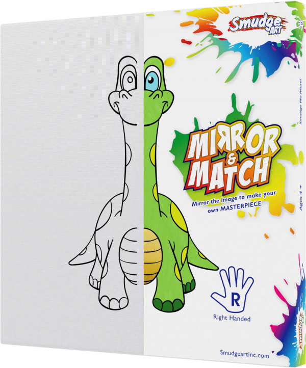 mirror and match dino
